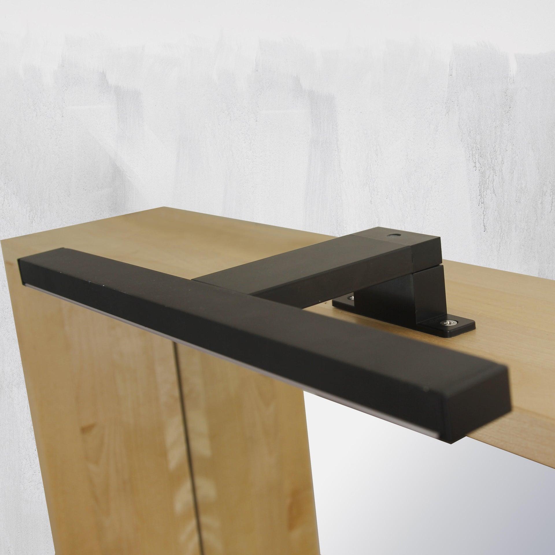 Applique moderno Slim con kit multi attacco , in alluminio, 50.0x50.0 cm, INSPIRE - 7