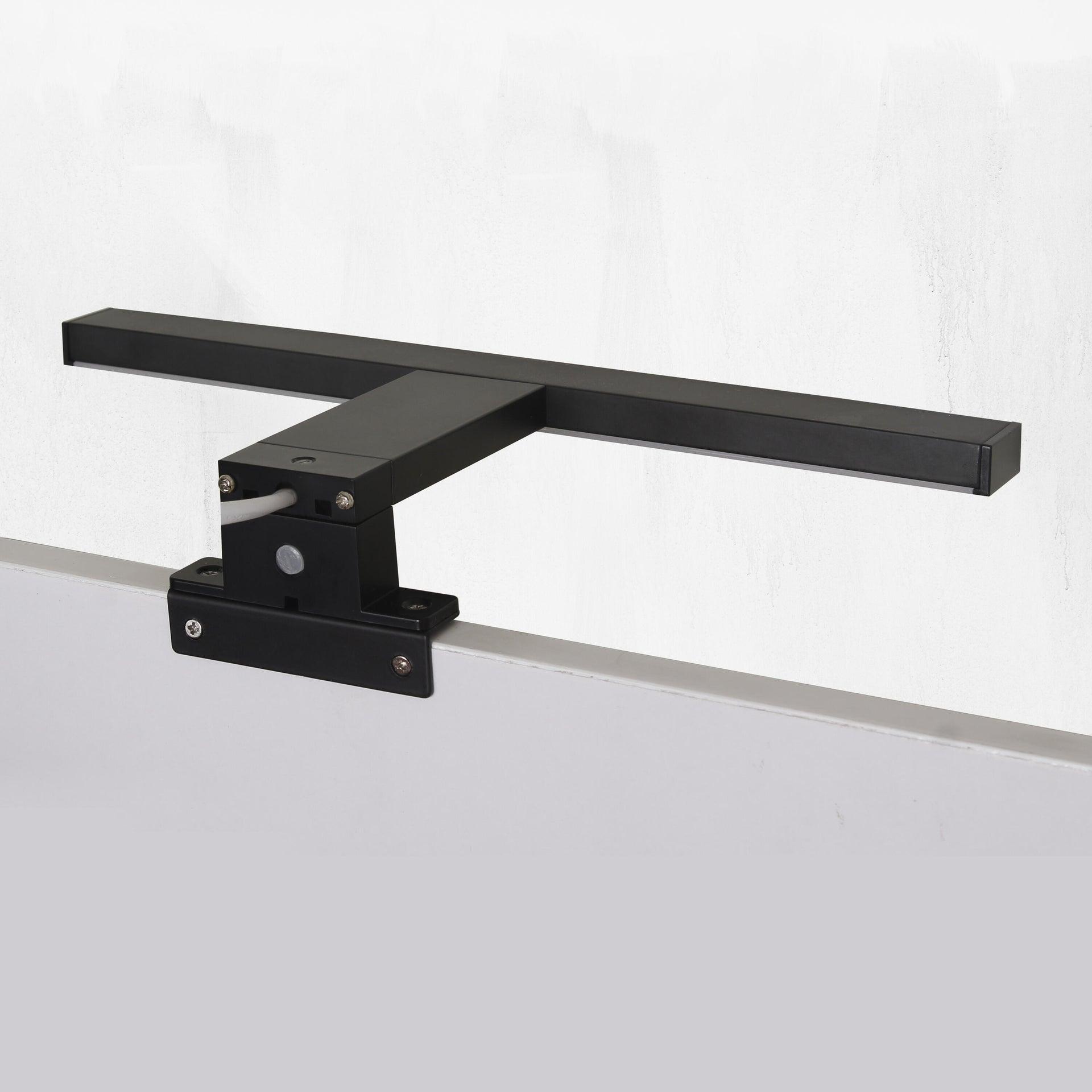 Applique moderno Slim con kit multi attacco , in alluminio, 50.0x50.0 cm, INSPIRE - 8
