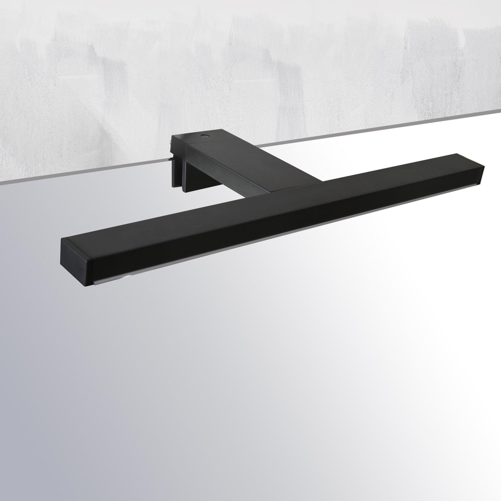 Applique moderno Slim con kit multi attacco , in alluminio, 50.0x50.0 cm, INSPIRE - 15