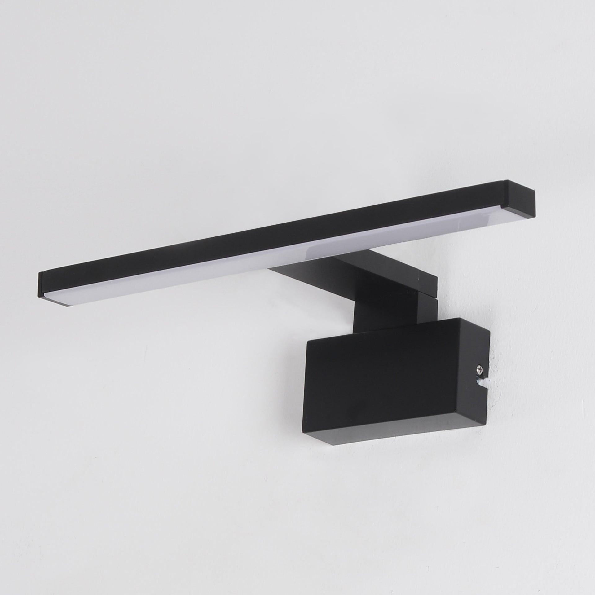 Applique moderno Slim con kit multi attacco , in alluminio, 50.0x50.0 cm, INSPIRE - 2