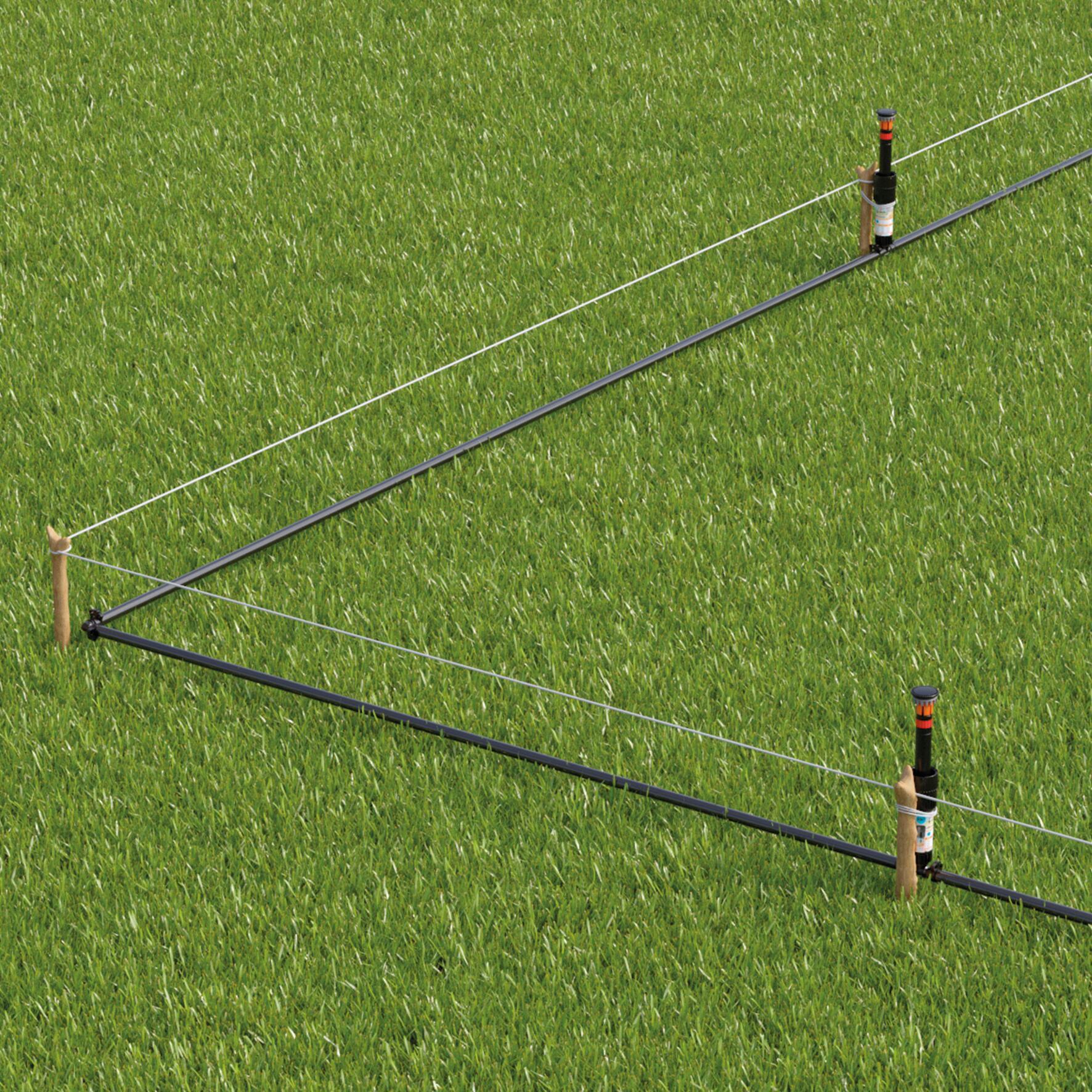 Kit testine per irrigazione CLABER - 6