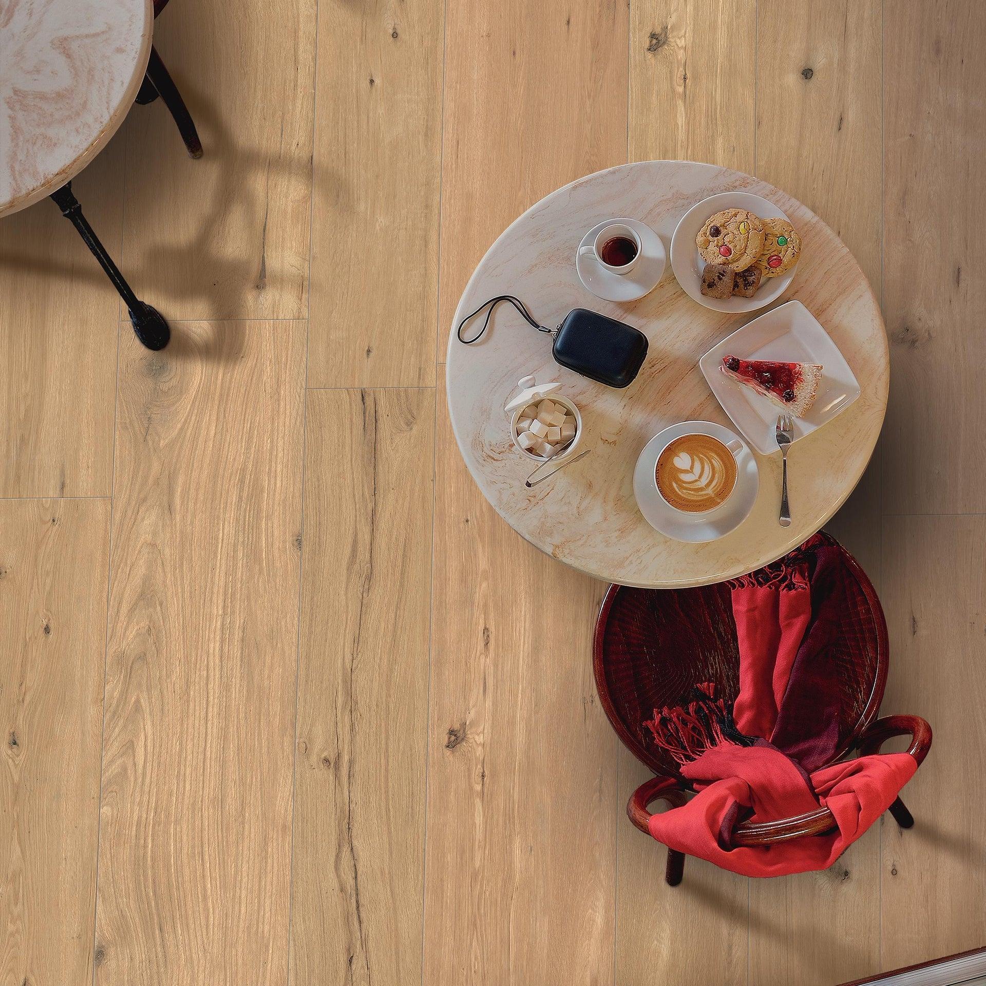 Piastrella Pad 15 x 90 cm sp. 10 mm PEI 4/5 beige - 3