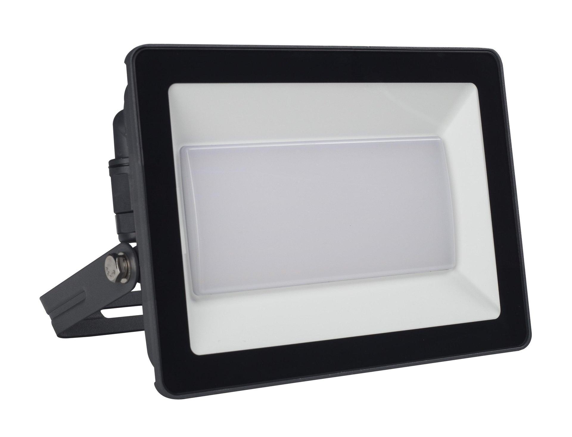 Proiettore LED integrato Yonkers in alluminio, antracite, 100W 6500LM IP65 INSPIRE - 8