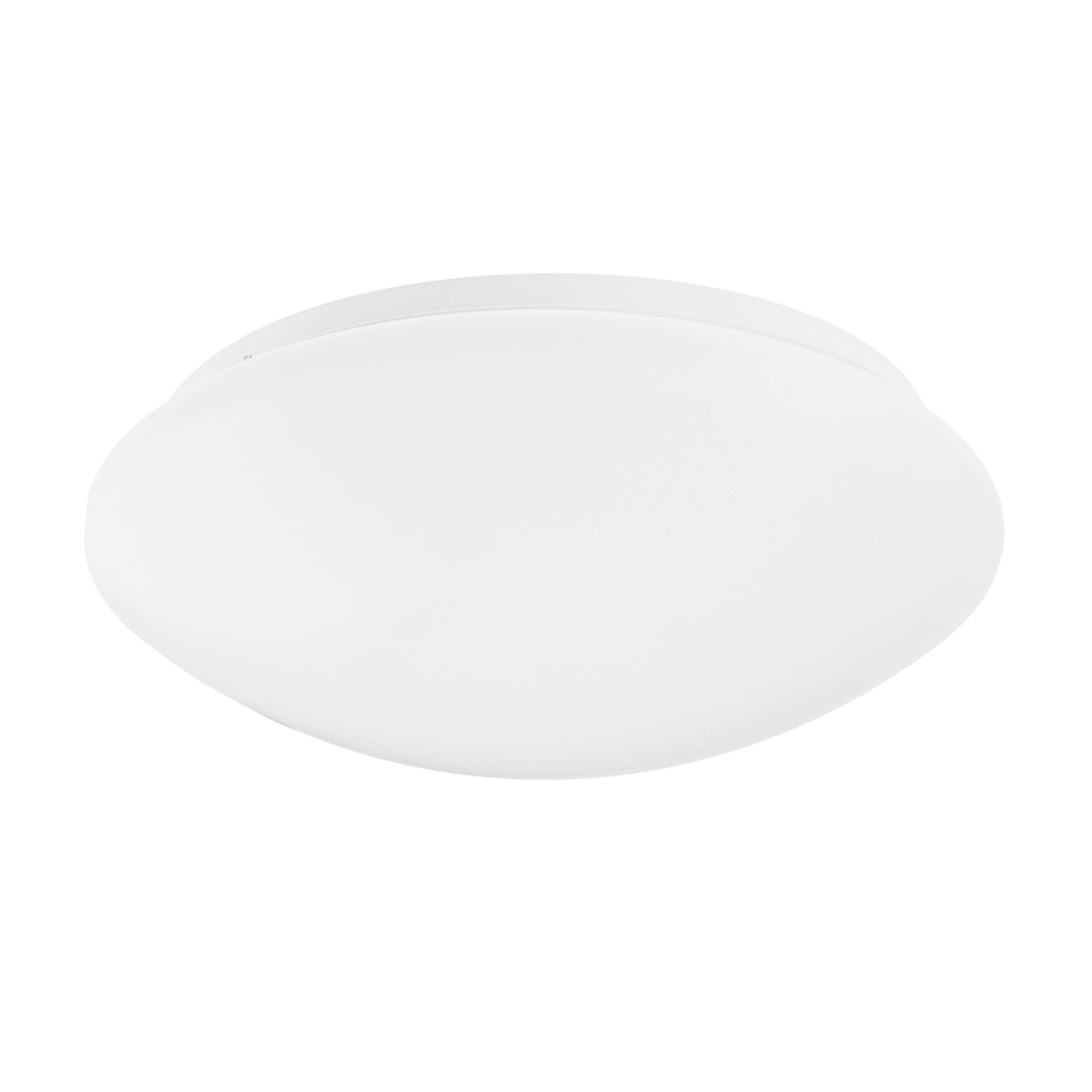 Plafoniera moderno Moon LED integrato bianco, in metallo, D. 35 cm INSPIRE - 1