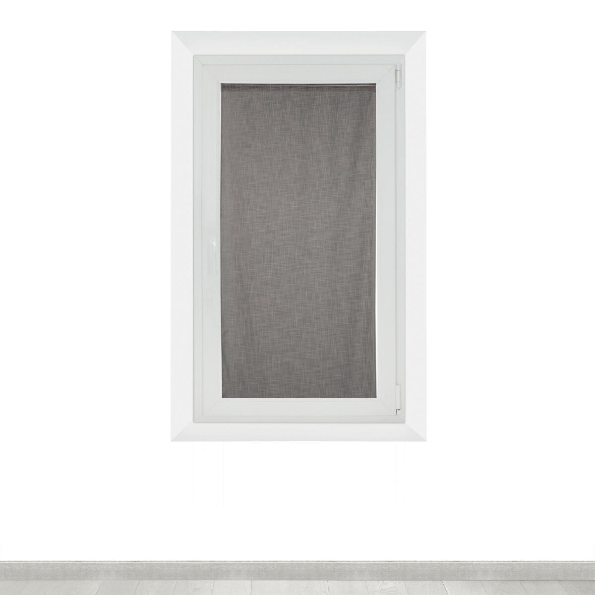 Tendina vetro Infini grigio tunnel 60 x 120 cm - 3
