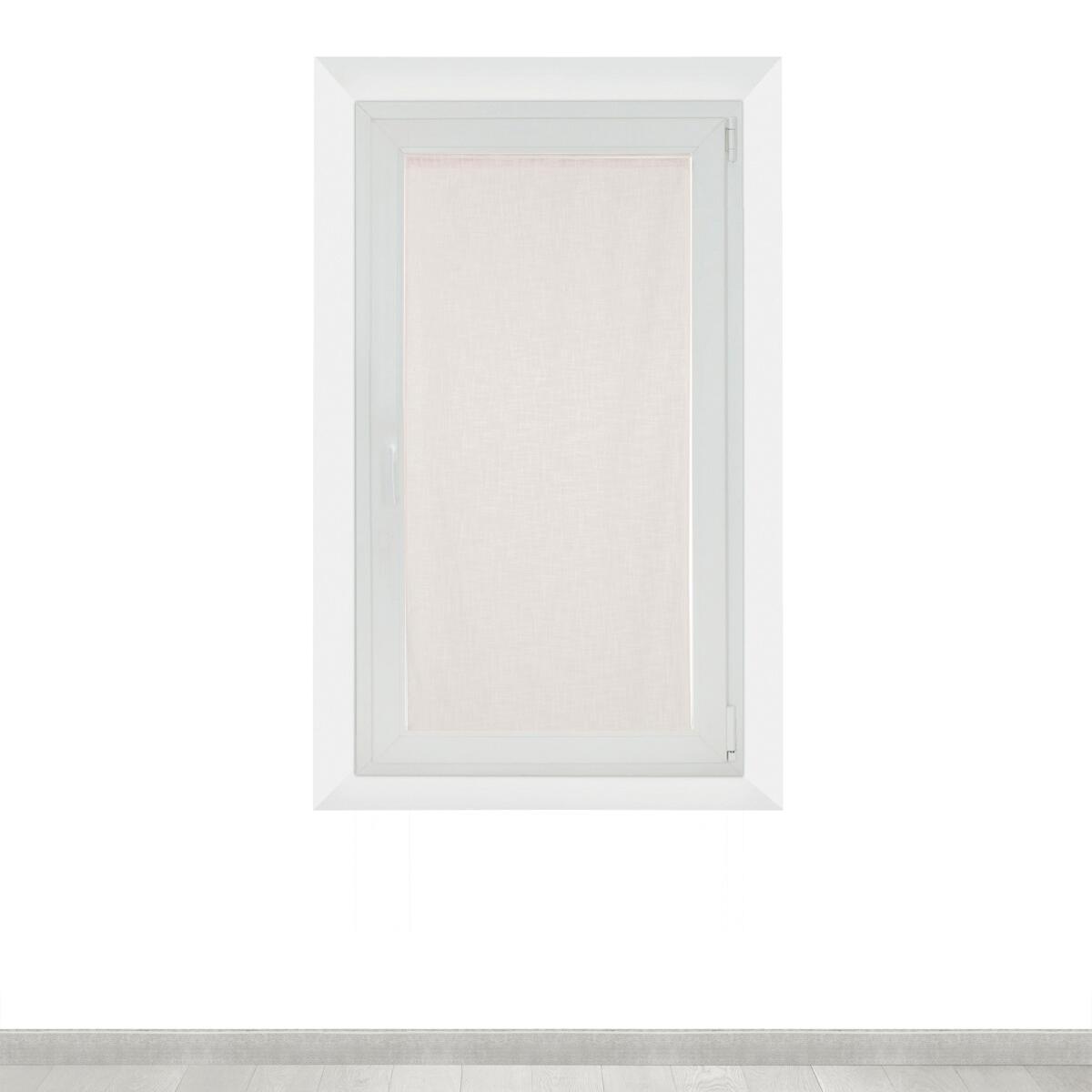 Tendina vetro Infini ecrù tunnel 60 x 120 cm - 2