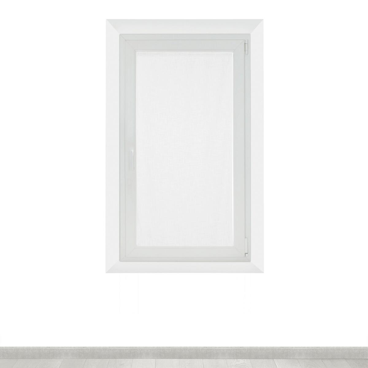 Tendina vetro Infini bianco tunnel 60 x 120 cm - 2