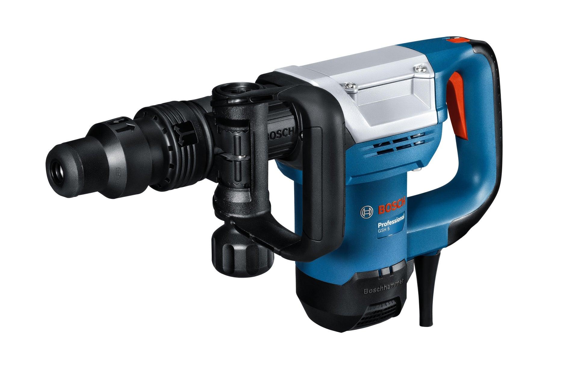 Martello demolitore BOSCH PROFESSIONAL GSH5 SDS Max 1100 W - 1