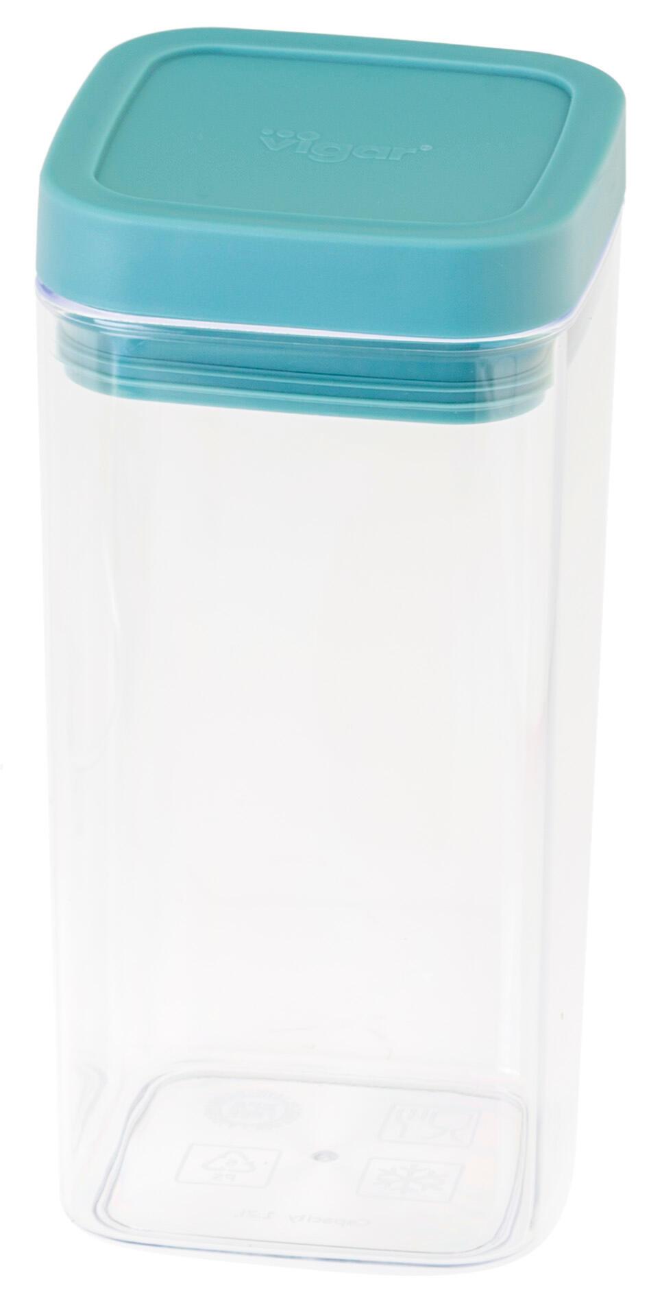 Contenitore da cucina in plastica 1.2 L - 3
