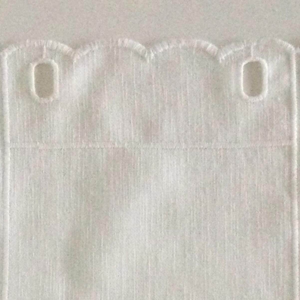 Tessuto al taglio Tirolese bianco 0.01 cm - 4