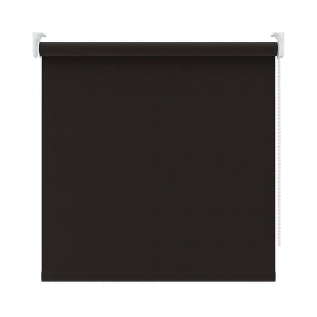 Tenda a rullo oscurante Dublin marrone 90 x 190 cm - 1