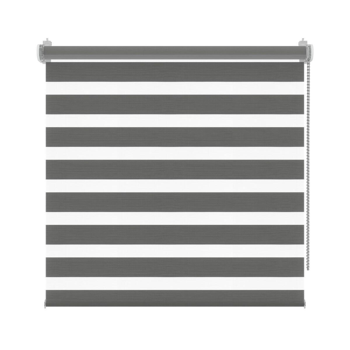 Tenda a rullo Orleans grigio 70 x 190 cm - 3