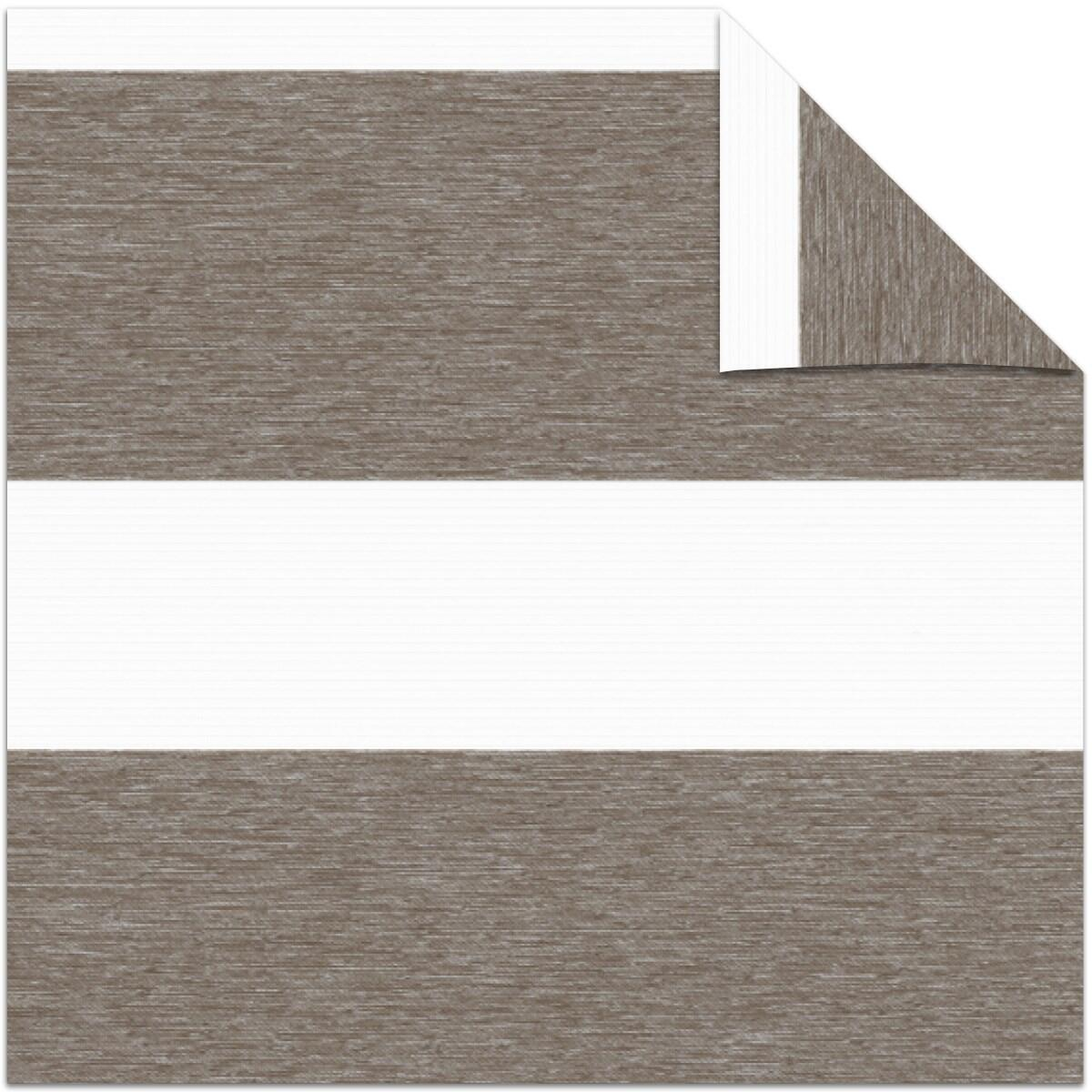 Tenda a rullo Orleans marrone 80 x 190 cm - 4