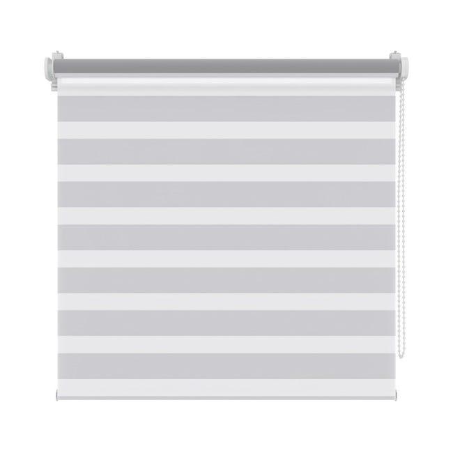 Tenda a rullo Orleans bianco 80 x 190 cm - 1