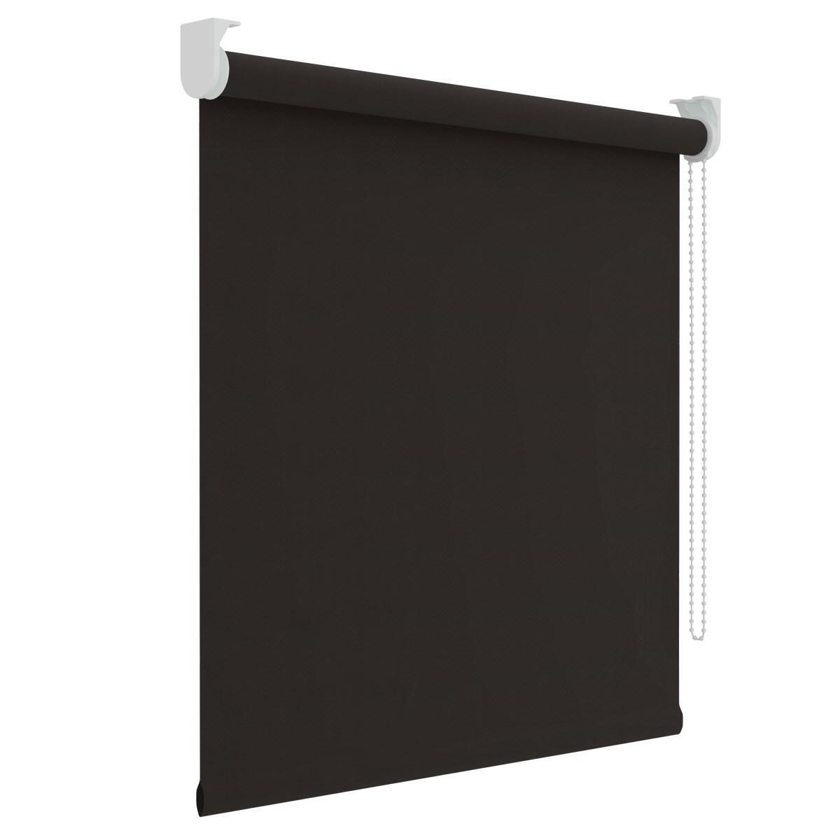 Tenda a rullo oscurante Dublin marrone 90 x 190 cm - 2