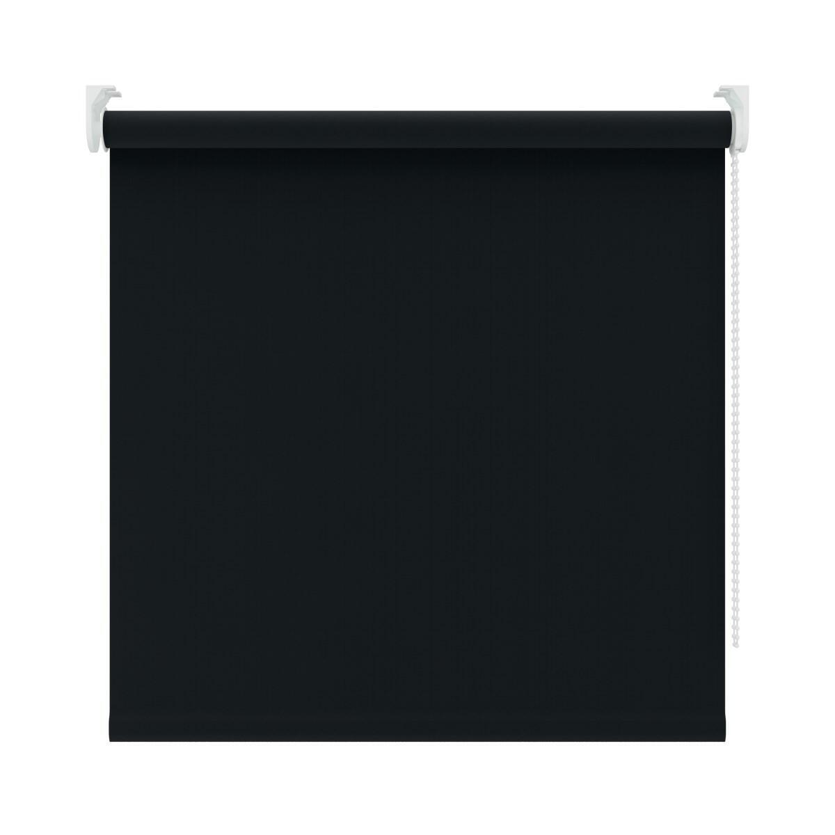 Tenda a rullo oscurante Dublin nero 60 x 190 cm - 3