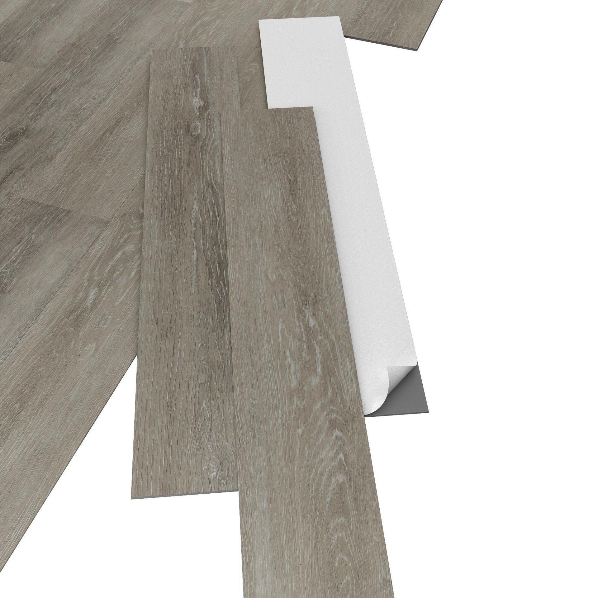 Plancia di vinile adesivo New Helix Sp 2 mm beige - 4
