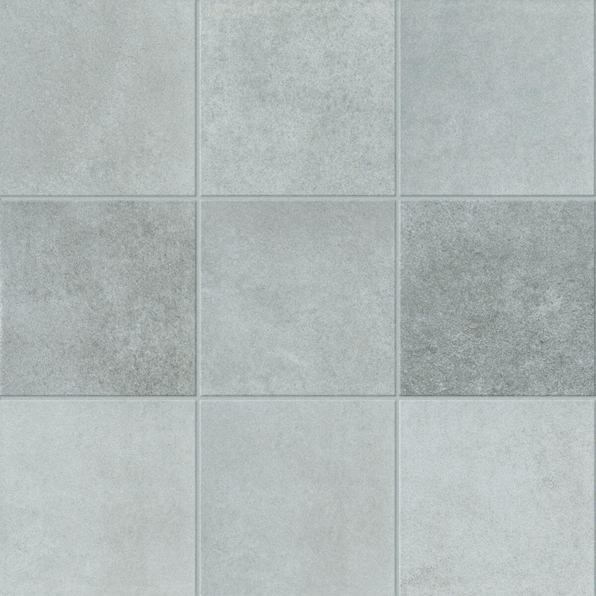 Piastrella Cement 10 x 10 cm sp. 8 mm PEI 4/5 grigio - 2