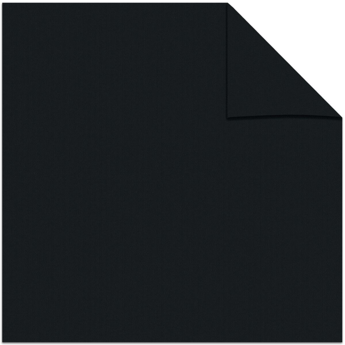 Tenda a rullo oscurante Dublin nero 60 x 190 cm - 4