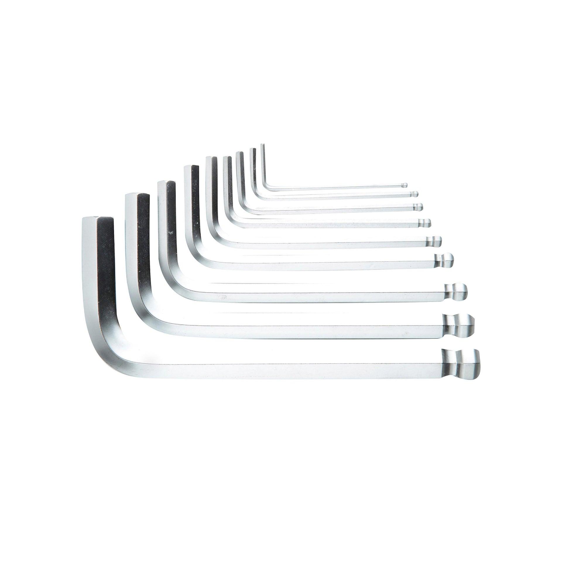 Set di chiave a brugola DEXTER 9 pezzi - 1