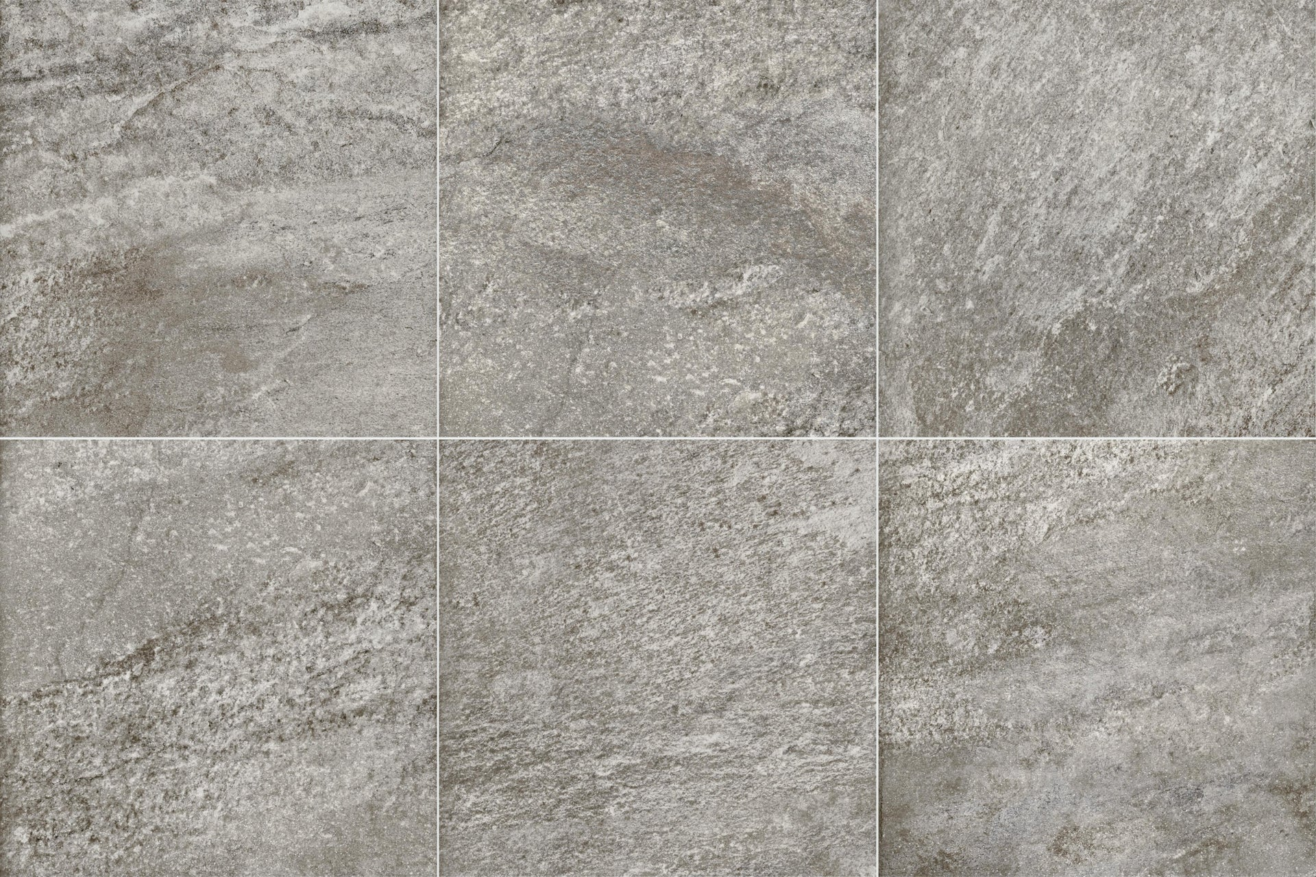 Piastrella da pavimento Walk 32.5 x 32.5 cm sp. 9 mm PEI 3/5 grigio - 9