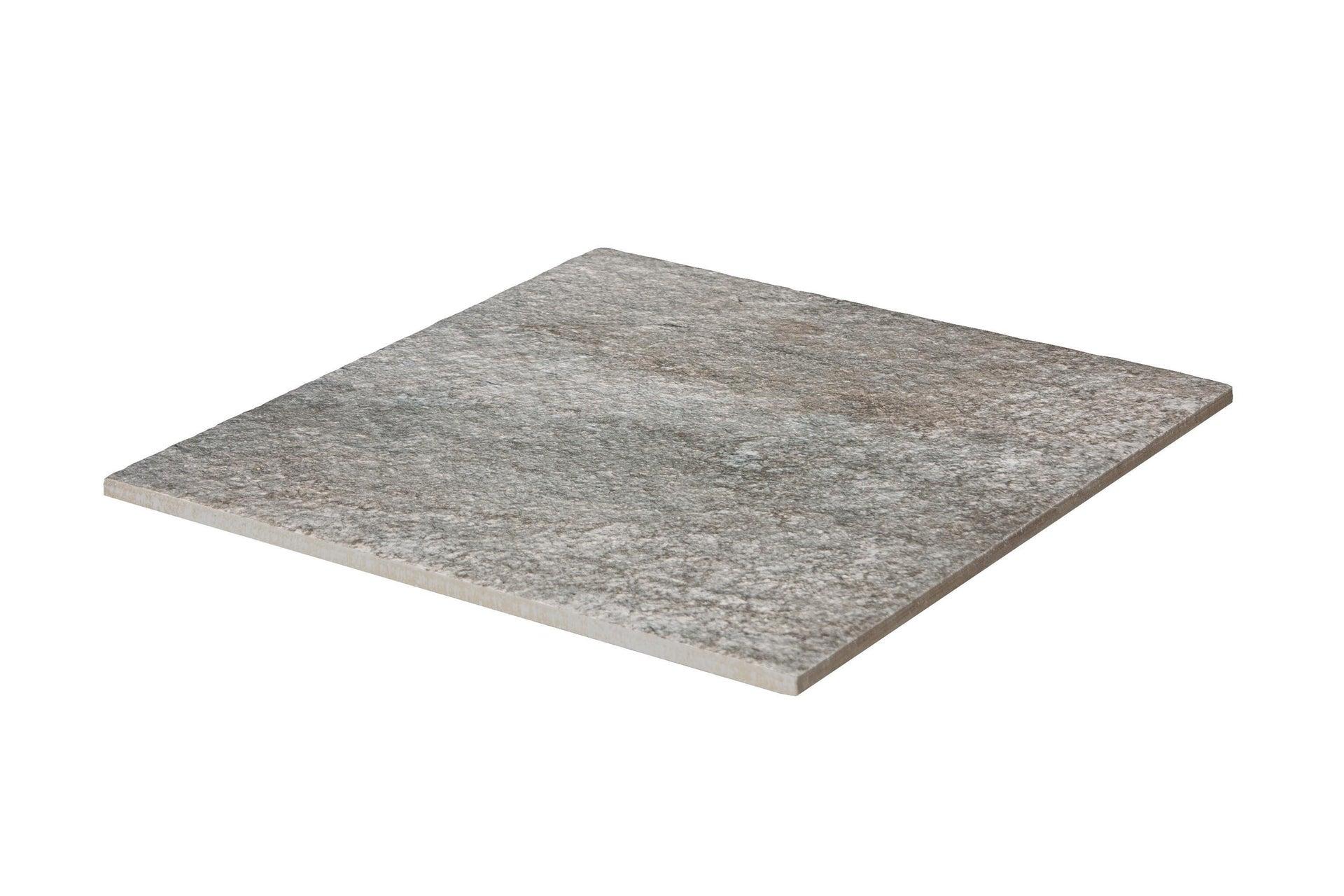 Piastrella da pavimento Walk 32.5 x 32.5 cm sp. 9 mm PEI 3/5 grigio - 2