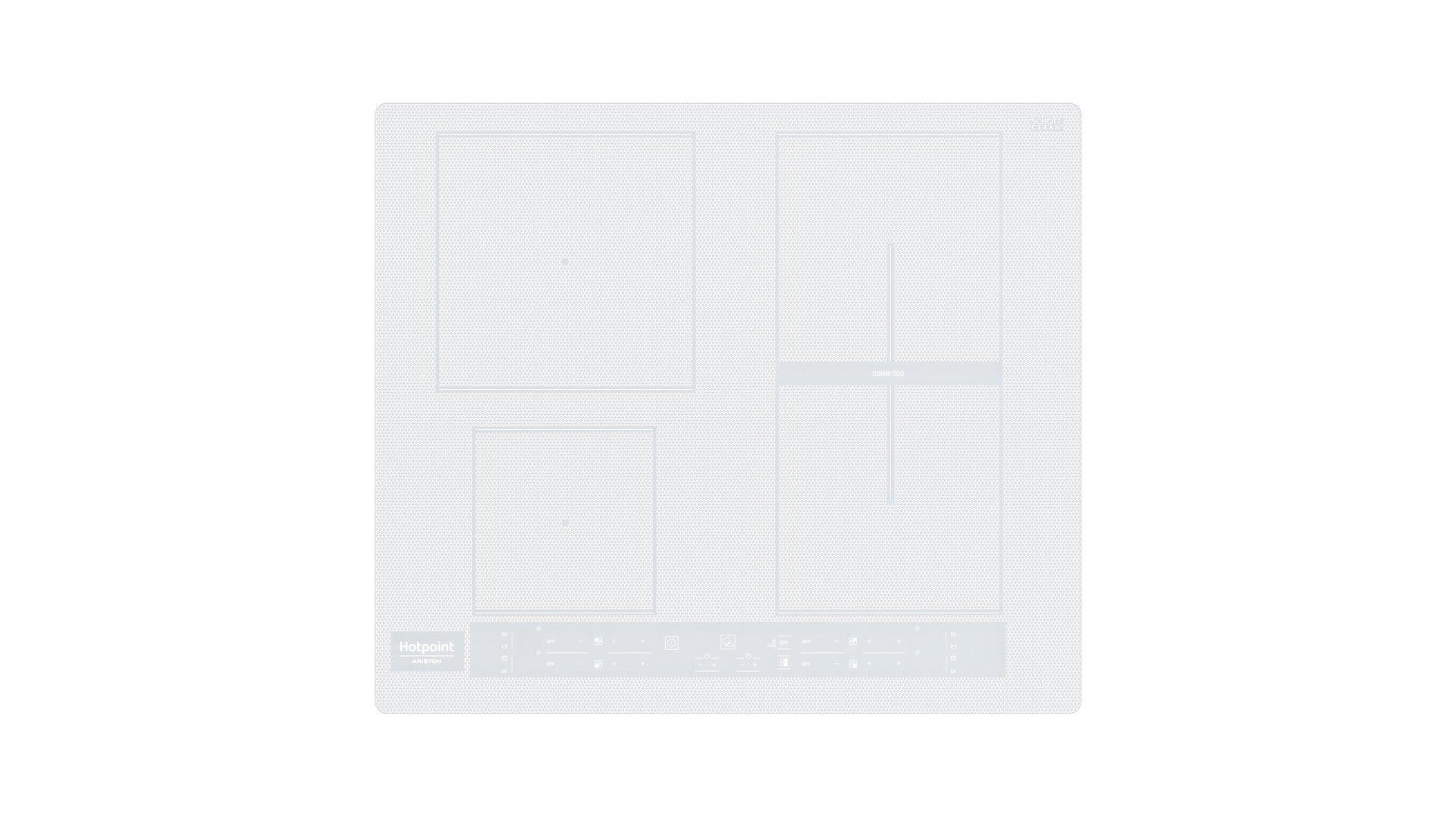 Piano cottura induzione 56 cm HOTPOINT - 3