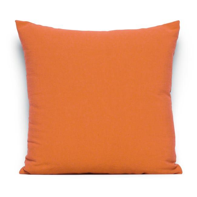 Cuscino INSPIRE Lea arancione 40x40 cm - 1