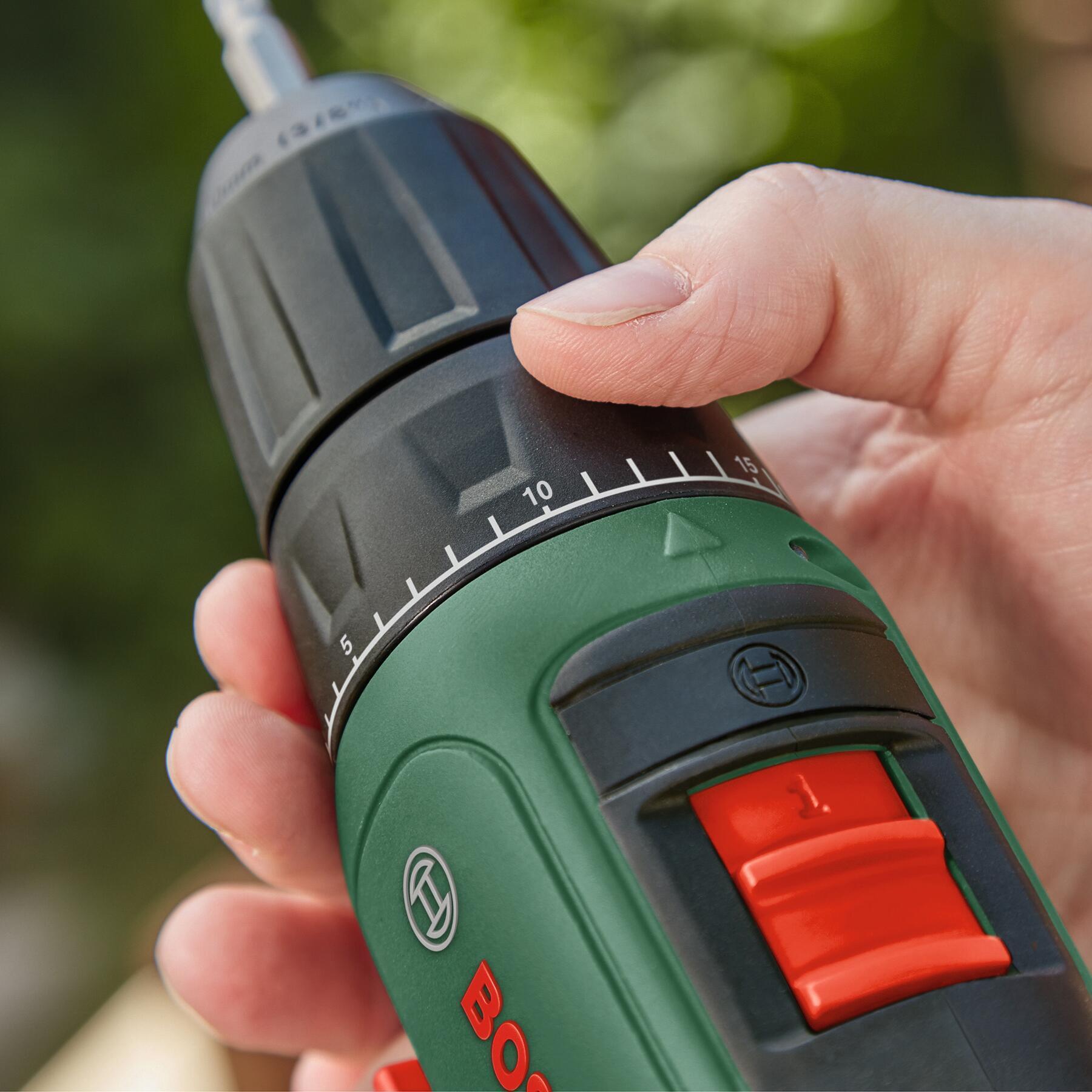 Trapano avvitatore a batteria BOSCH EasyDrill 1200 12 V, 1.5 Ah, 1 batteria - 5