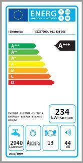 Lavastoviglie a incasso 8 programmi ELECTROLUX ITALIA - 3