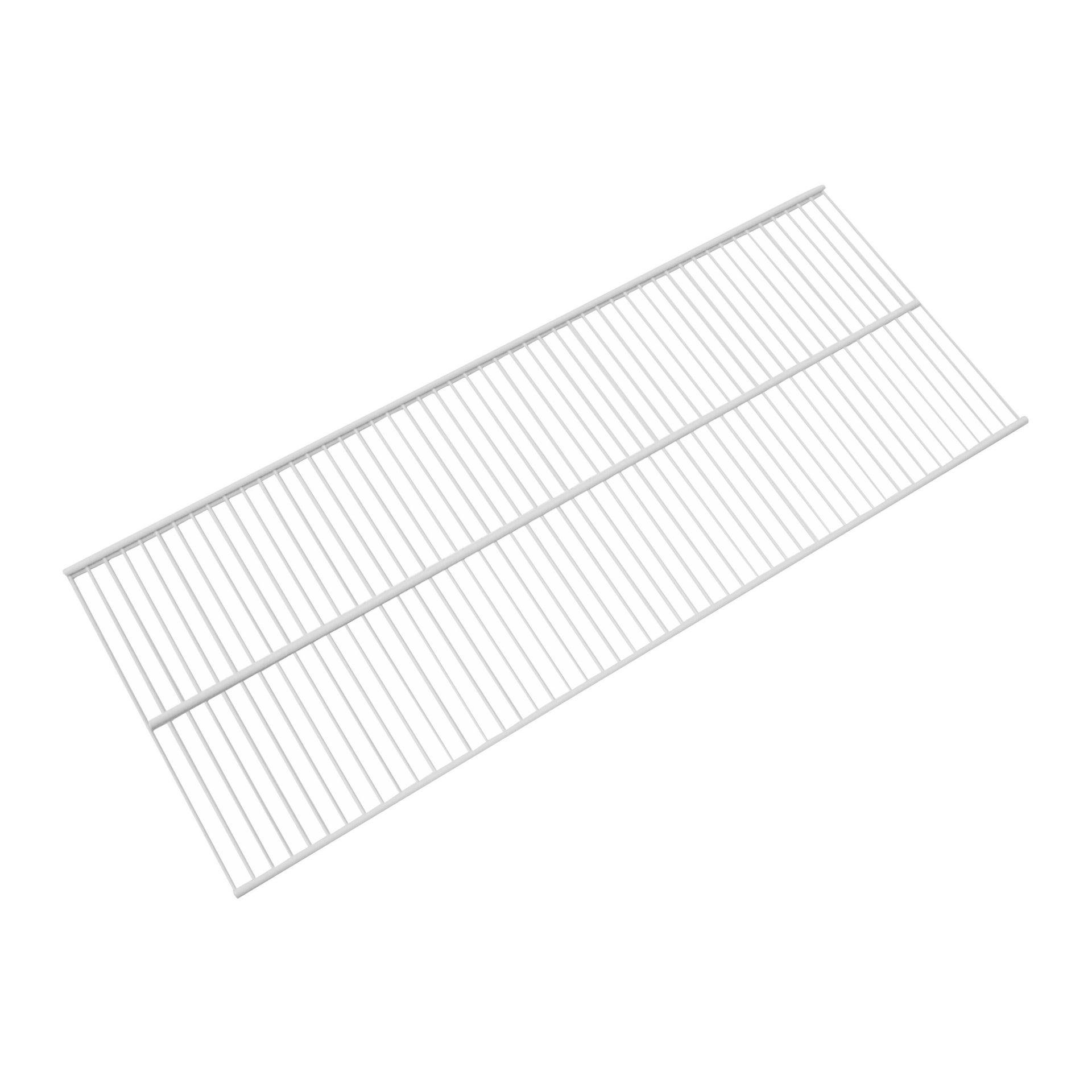 Reggimensola Spaceo L 80.0 x H 30.0 x P 30.0 cm bianco - 5