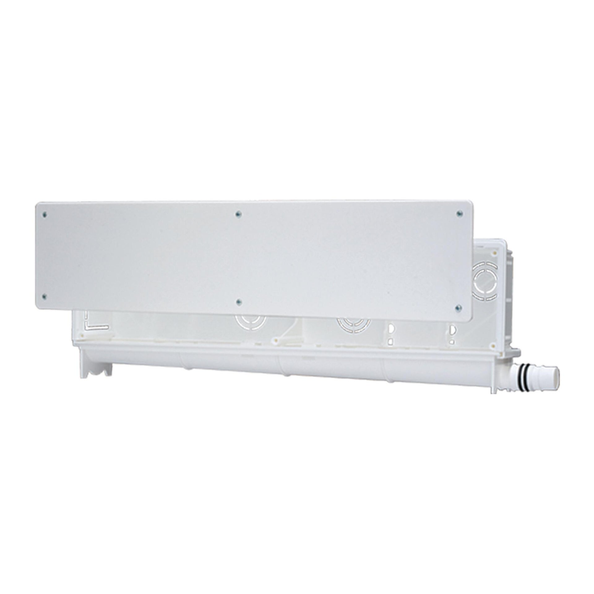 Scatola predisposizione climatizzatore 12.5 x 6 x 48.5 cm