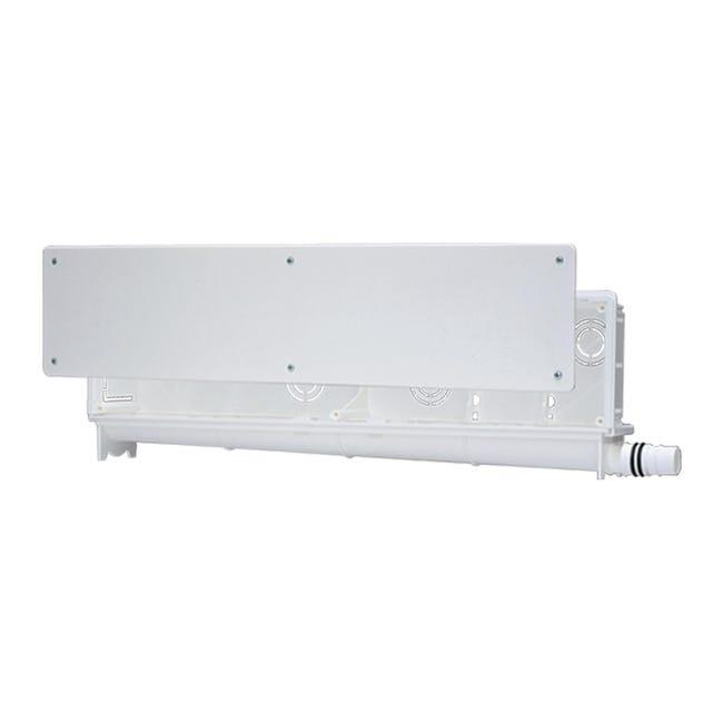 Scatola predisposizione climatizzatore 12.5 x 6 x 48.5 cm - 1