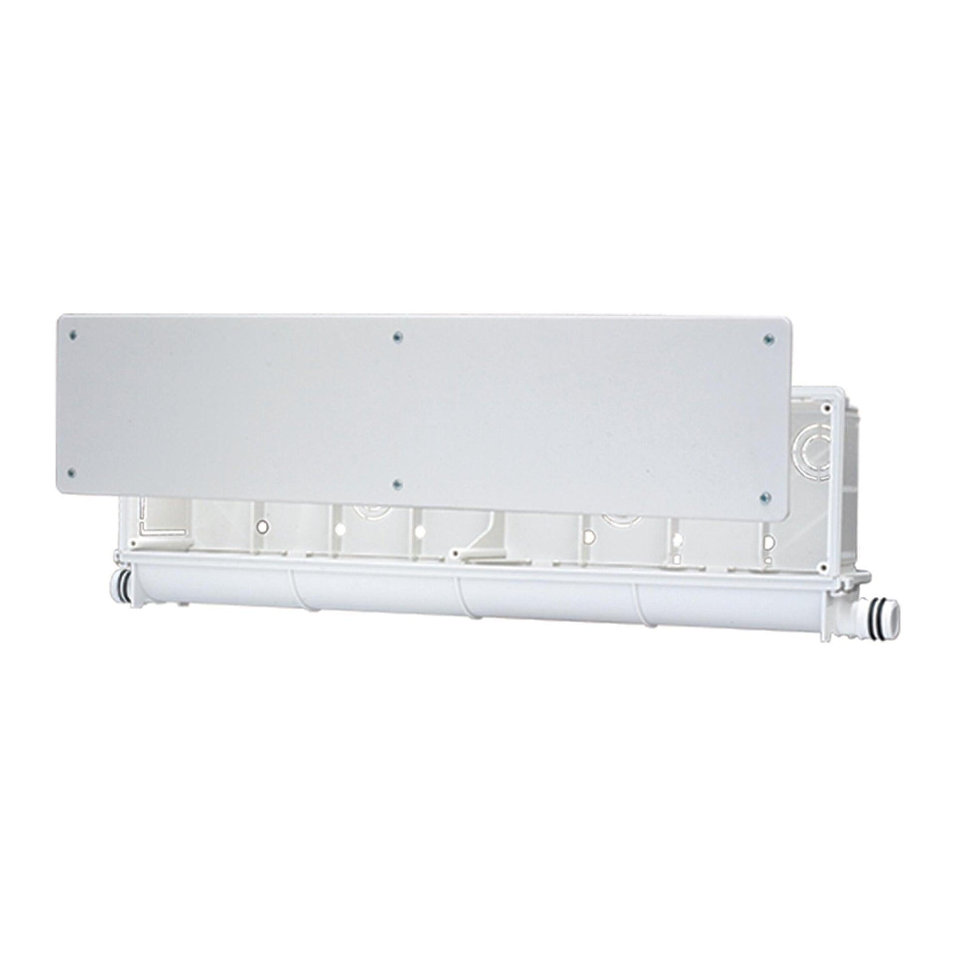 Scatola predisposizione climatizzatore 13 x 6.5 x 43 cm - 1