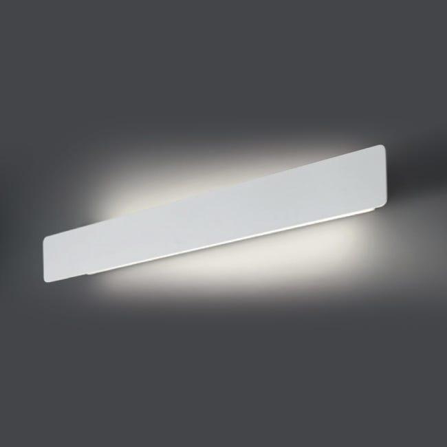Applique design Line LED integrato bianco, in alluminio, 75x5.3 cm, - 1