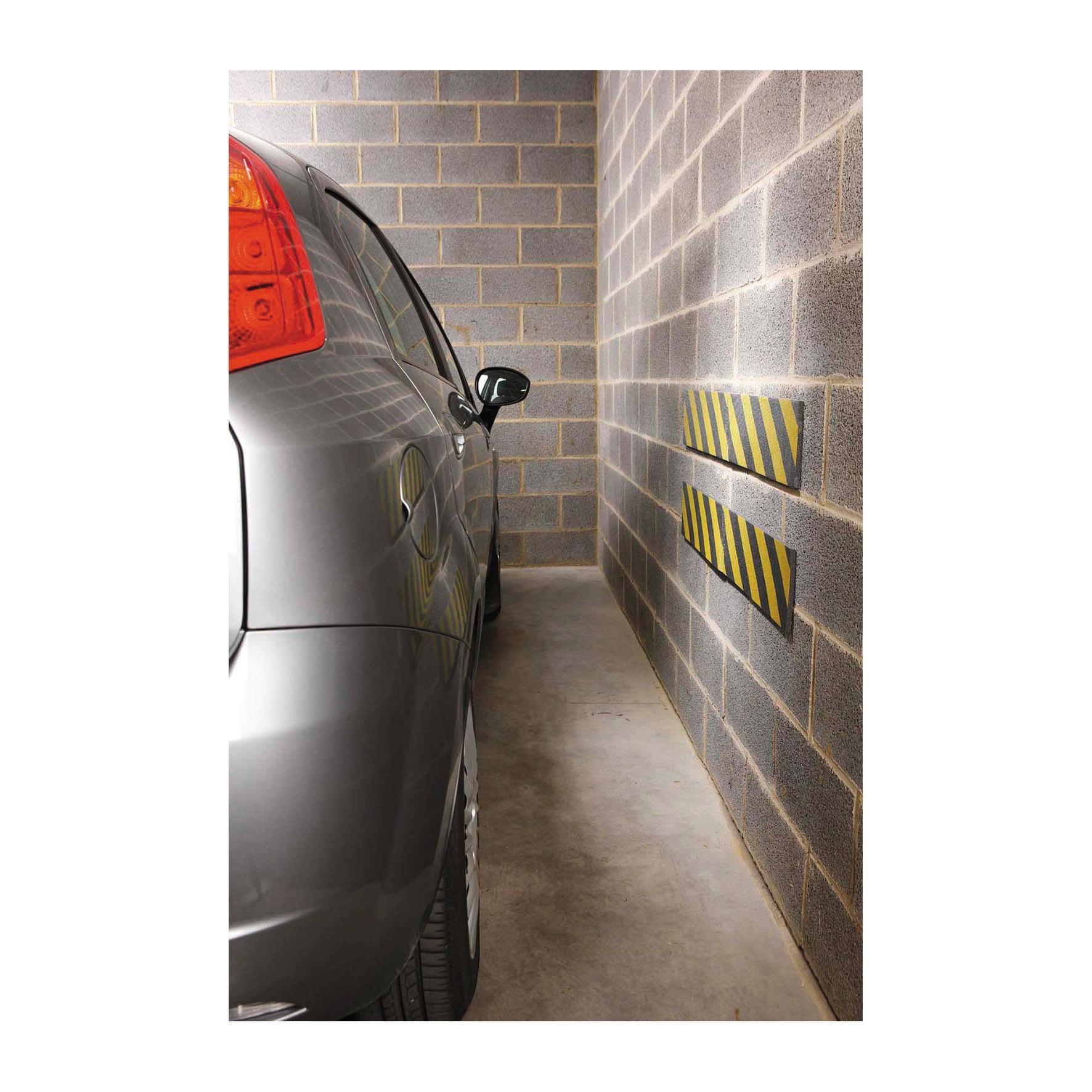 Protezione per garage in poliuretano L 100 x H 15 cm multicolore - 8