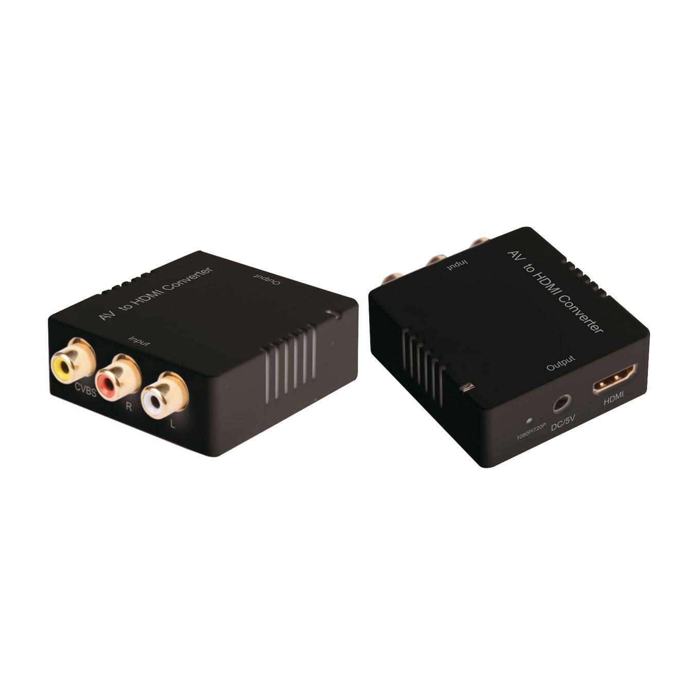 Convertitore RCA/HDMI - 2