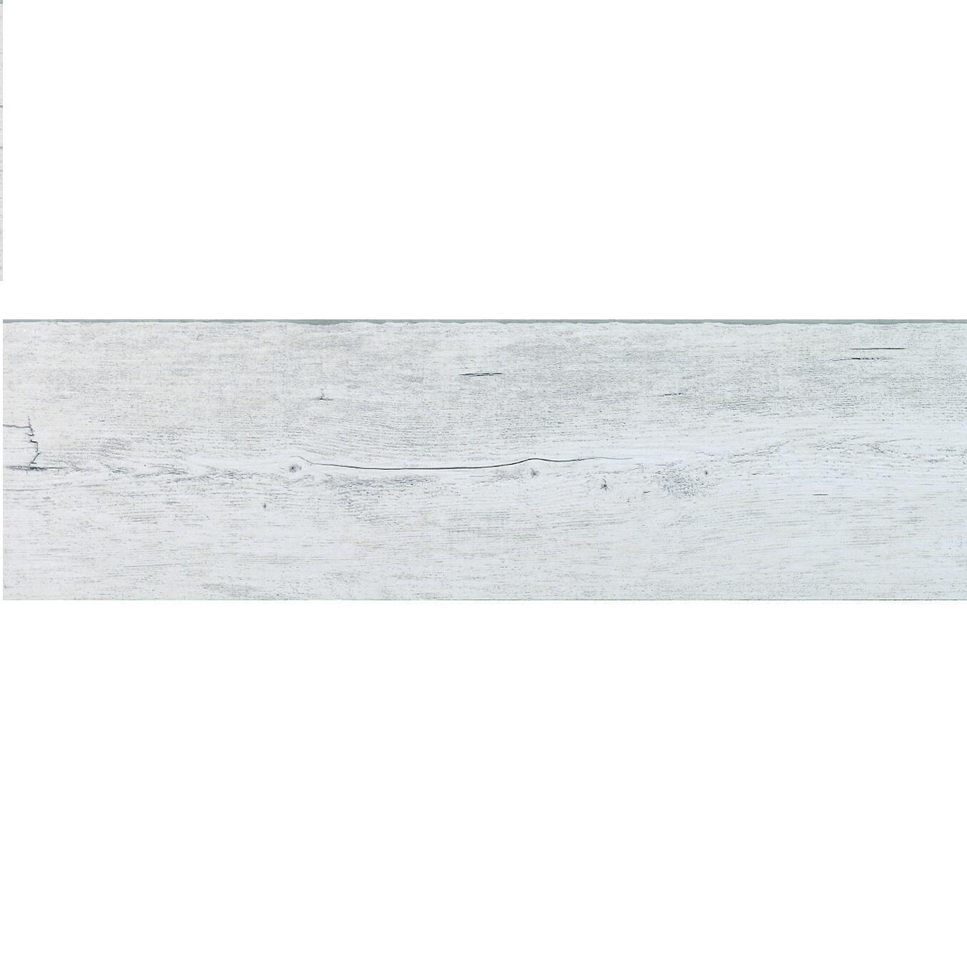 Pavimento PVC adesivo White Pecan Sp 2 mm bianco - 8