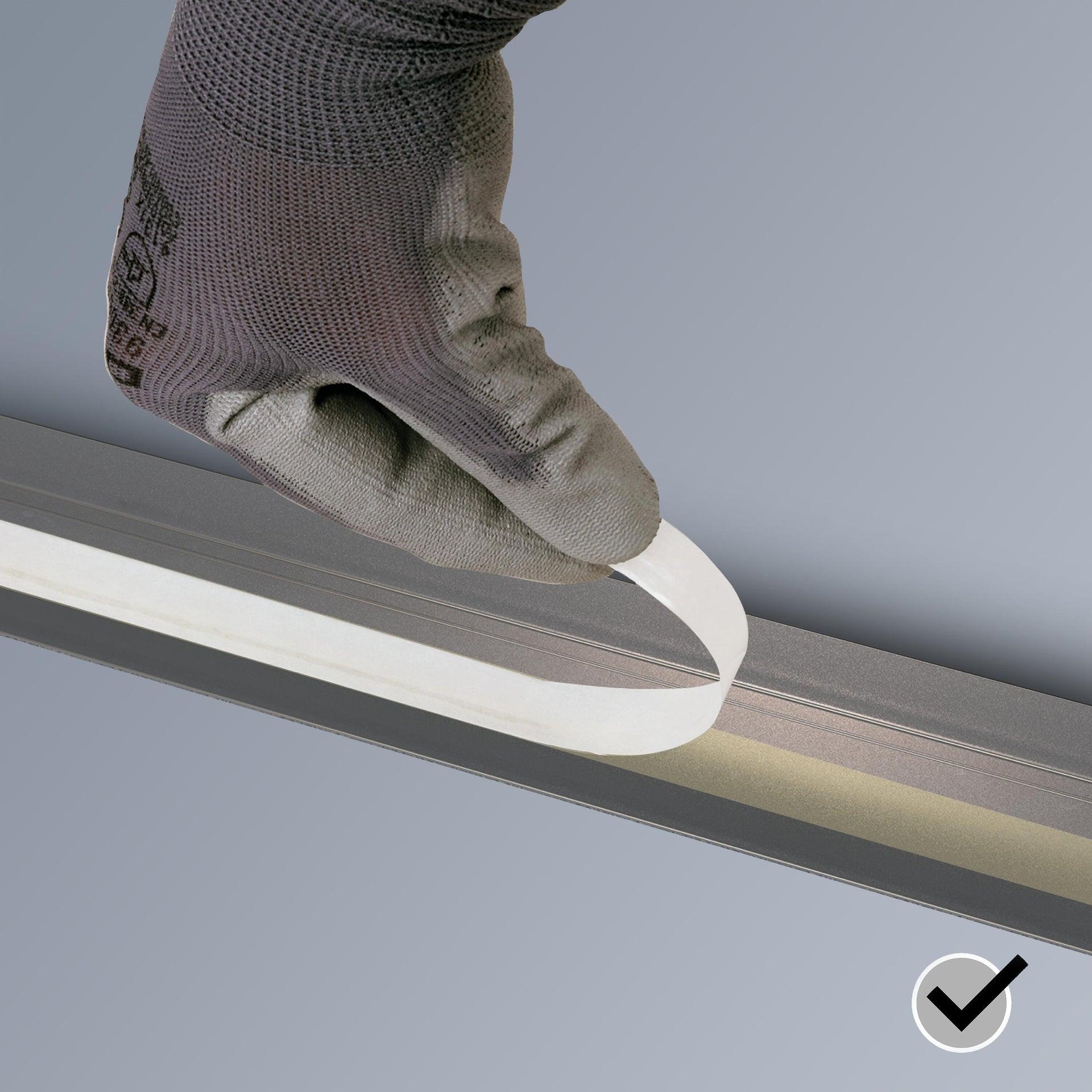 Profilo soglia simple-fix 38 36 mm x 95 cm - 8