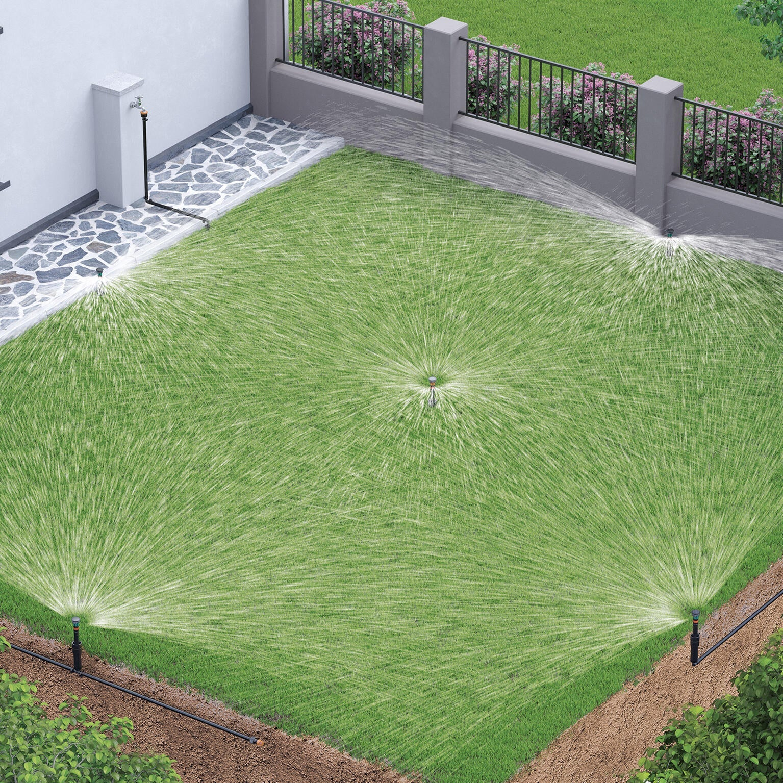 Kit testine per irrigazione CLABER - 2