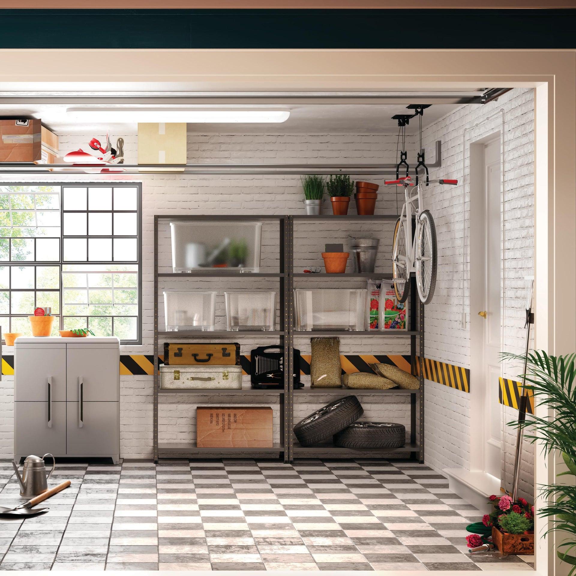 Protezione per garage in poliuretano L 100 x H 15 cm multicolore - 6