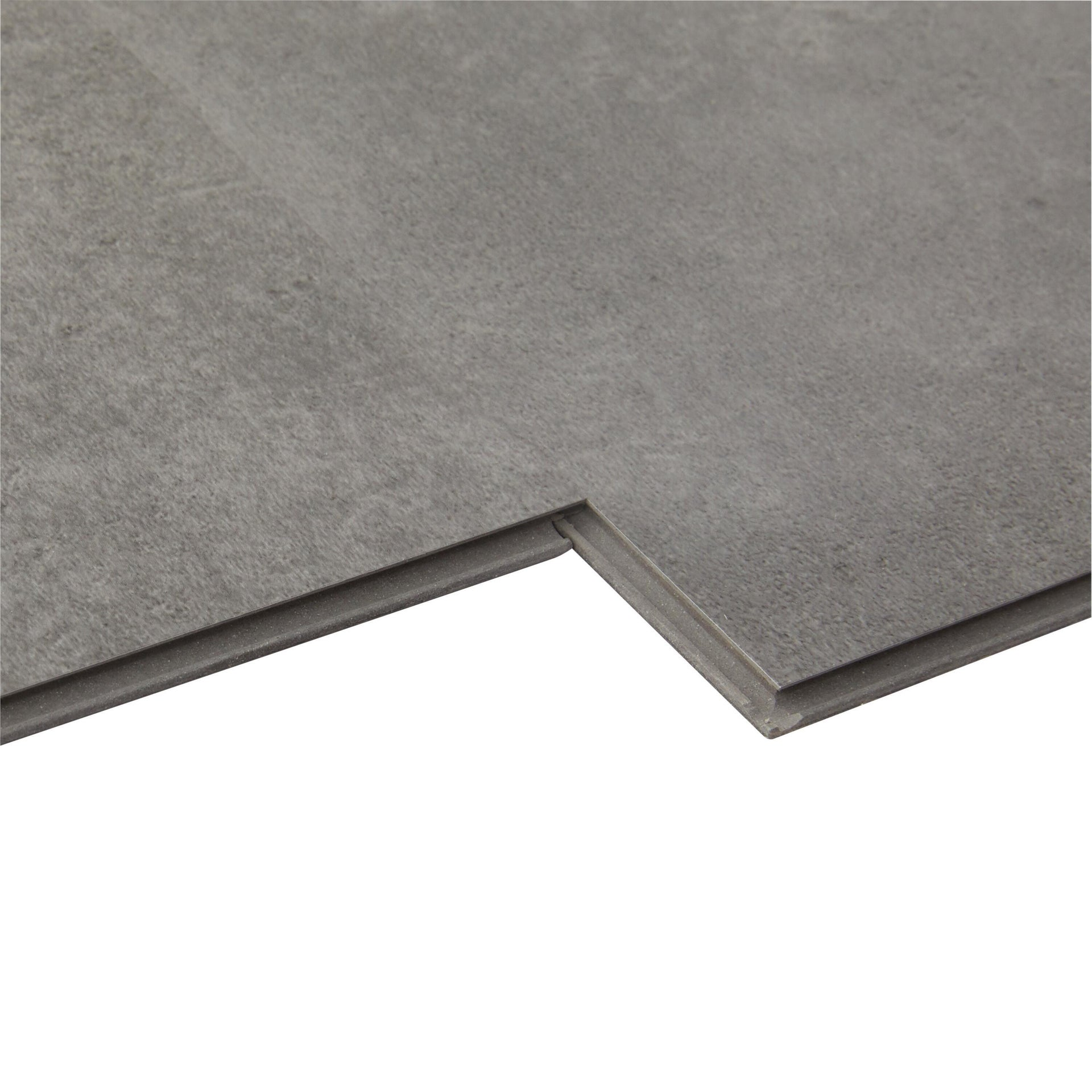 Pavimento PVC incastro Tolu Sp 4 mm grigio / argento - 15
