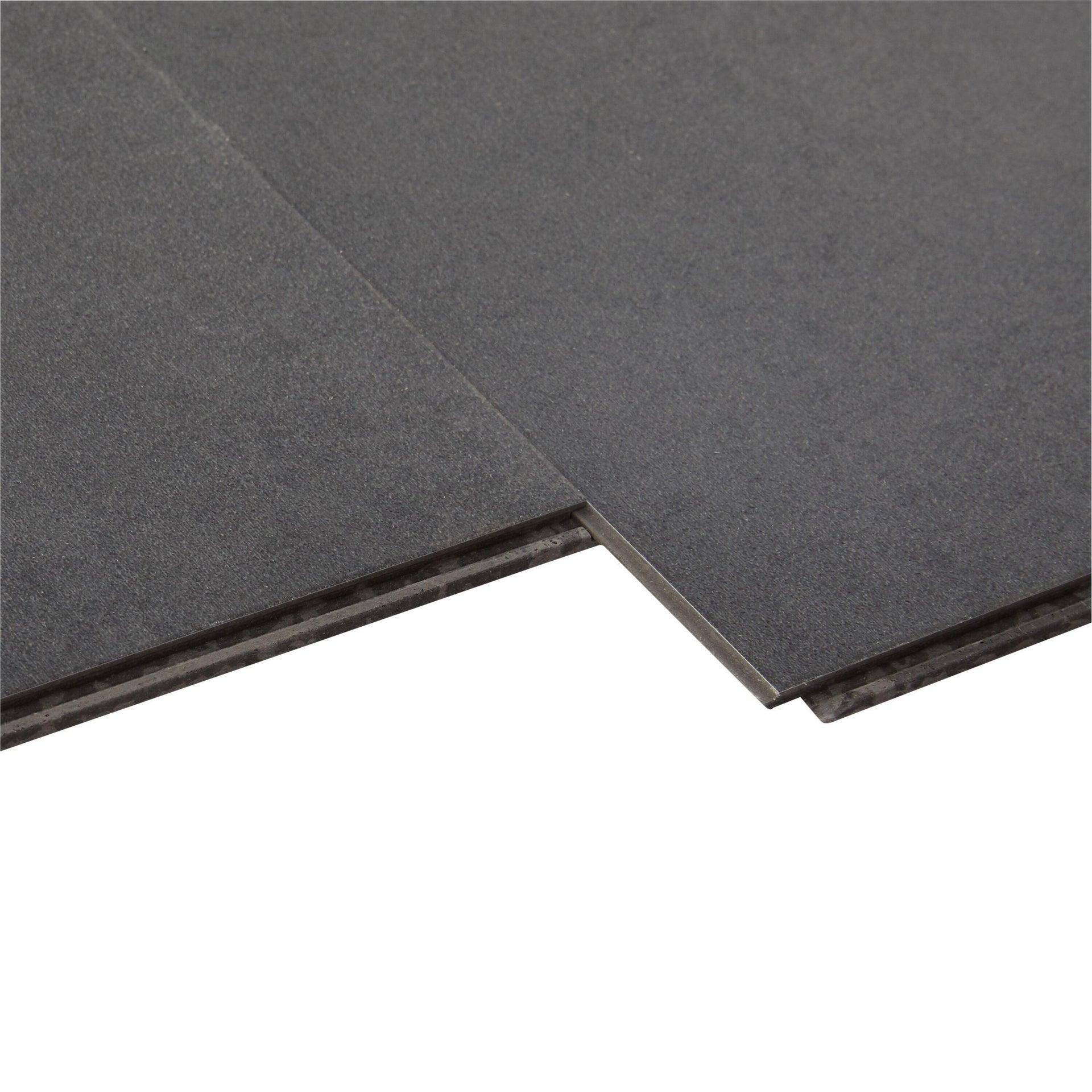 Pavimento PVC flottante clic+ Art For New Sp 4.2 mm nero - 3