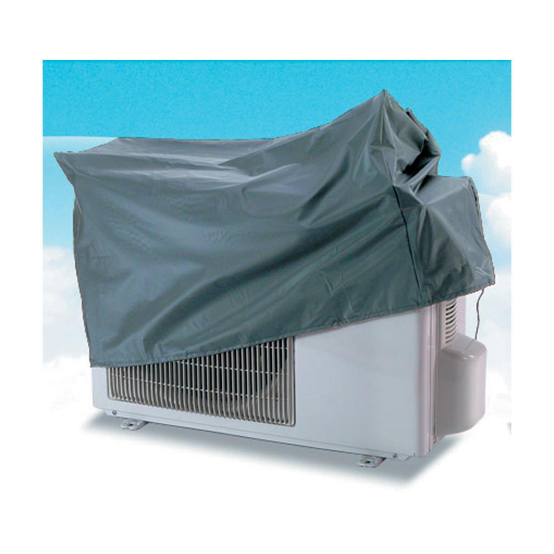Copertura protettiva per condizionatore in pvc L 80 x P 30 x H 57 cm - 1