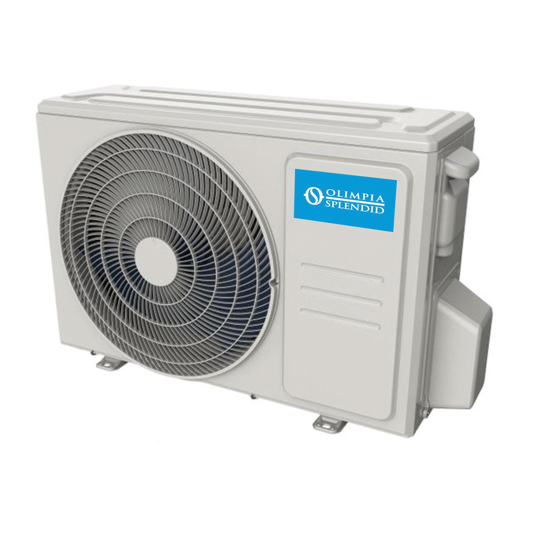 Climatizzatore monosplit OLIMPIA SPLENDID Aryal 9008 BTU - 6