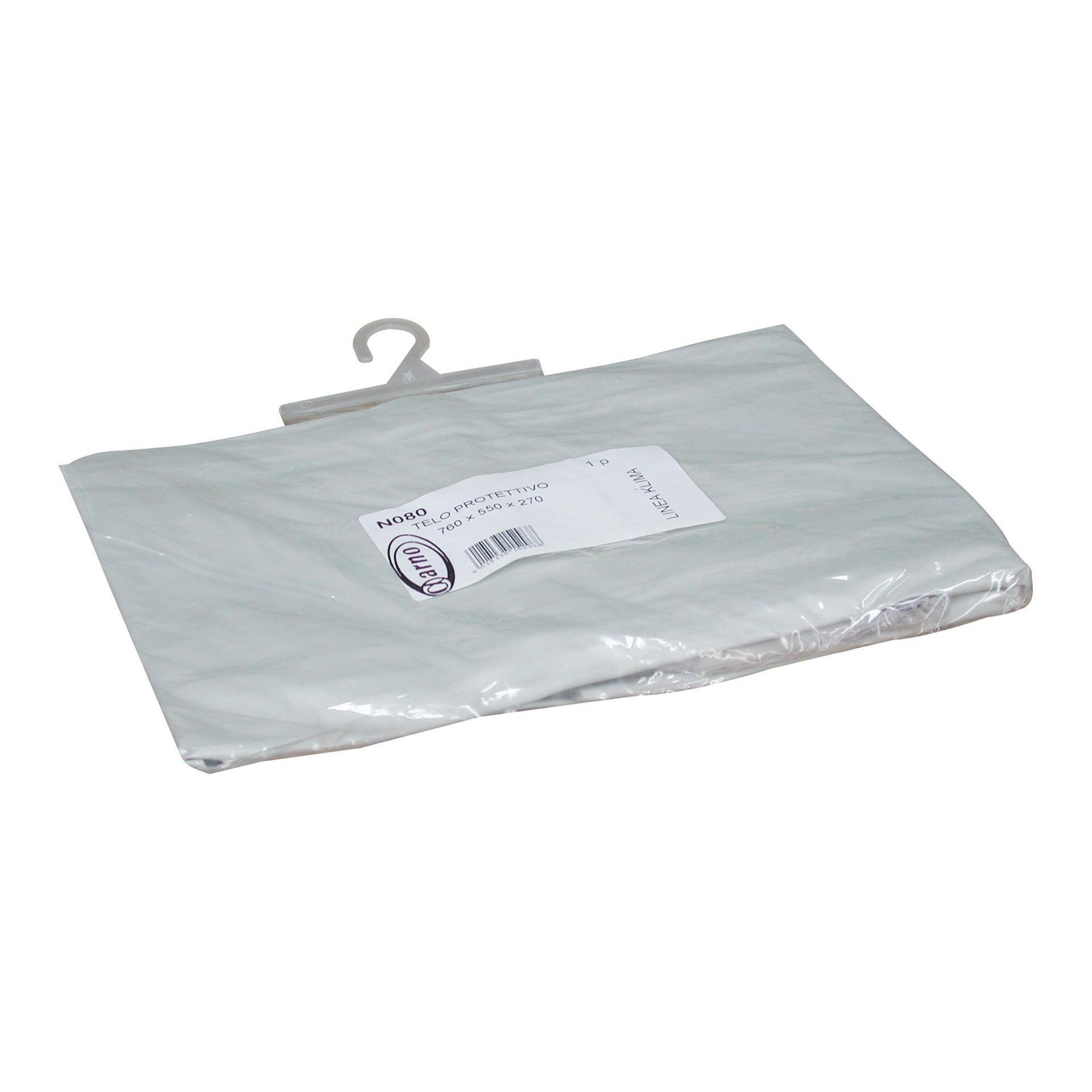 Copertura protettiva per condizionatore in pvc L 86 x P 40 x H 70 cm - 2