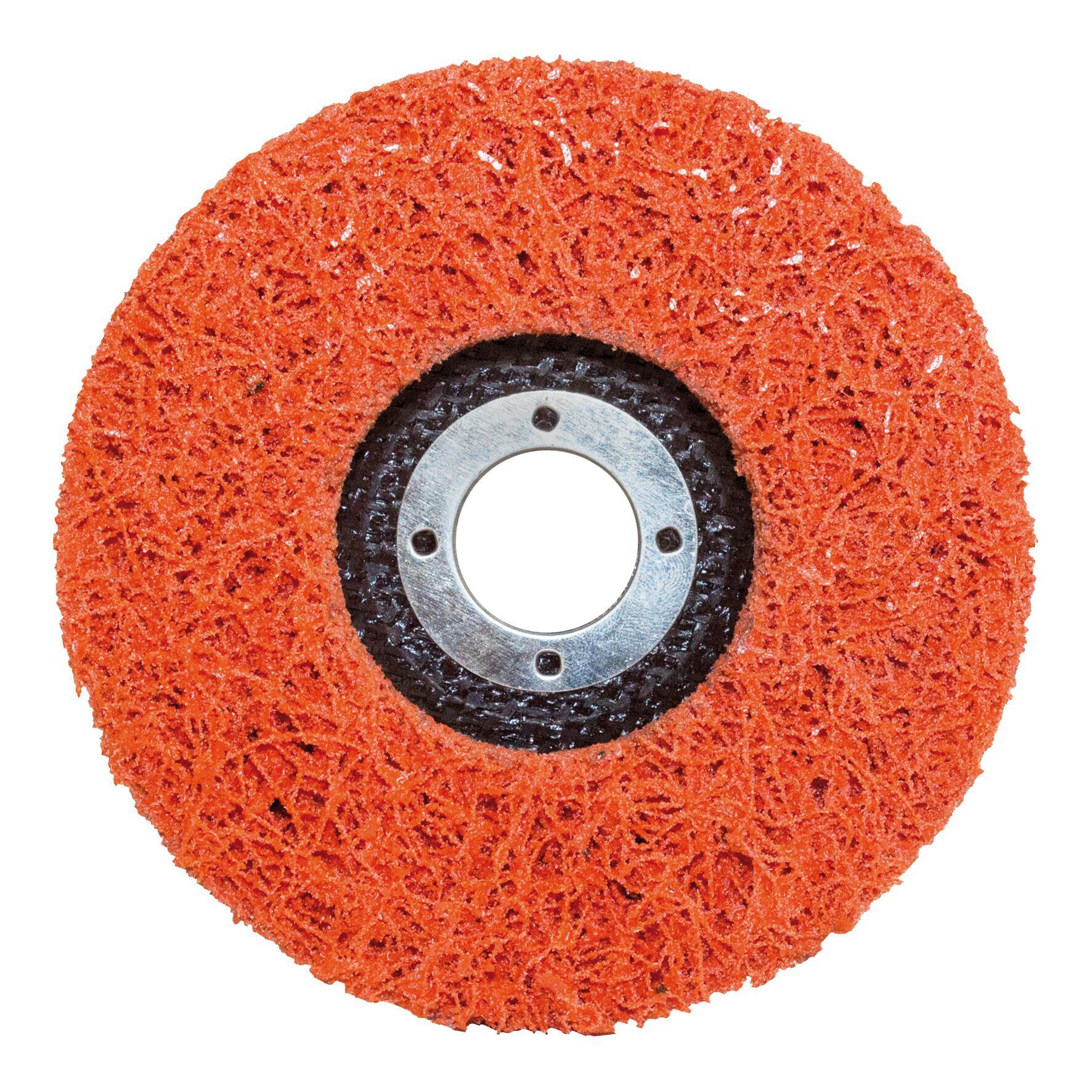 Disco per lucidatura NORTON Blaze Rapid in fibra di vetro Ø 115 mm - 2
