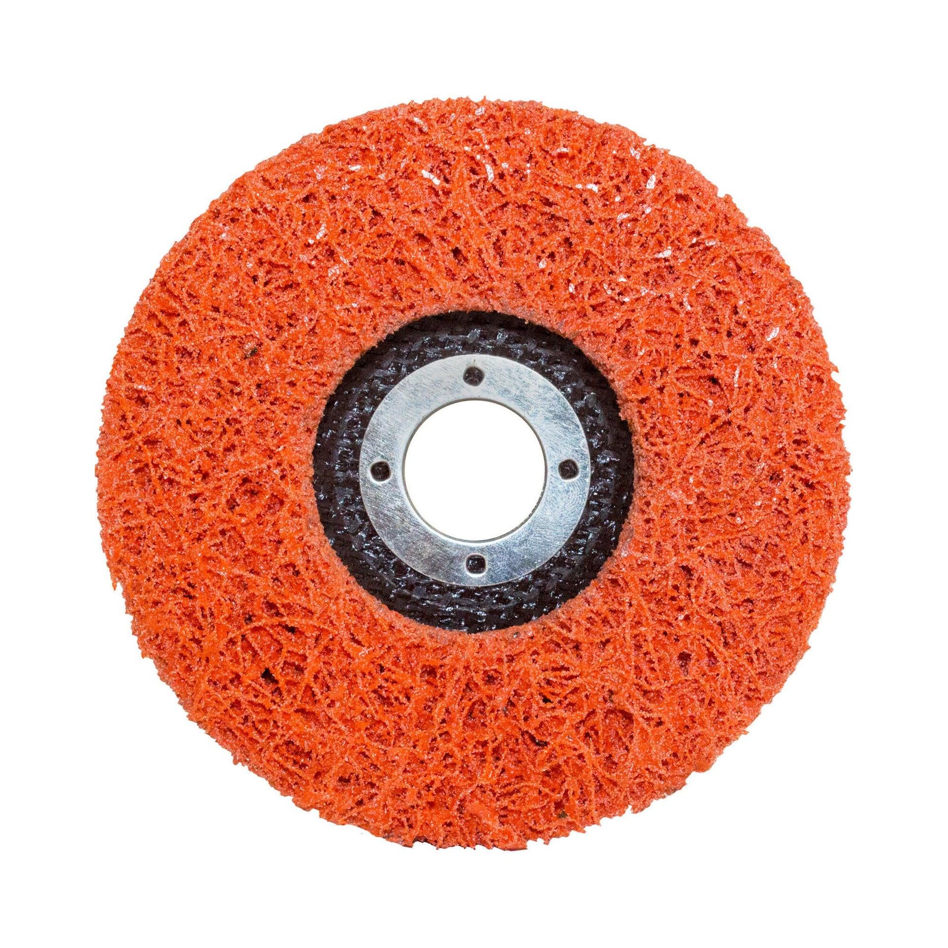 Disco per lucidatura NORTON Blaze Rapid in fibra di vetro Ø 115 mm - 1