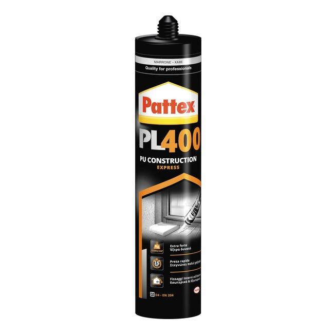 Colla di montaggio PL400 Express PATTEX marrone 475 - 1