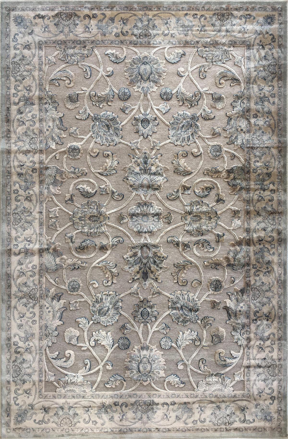 Tappeto Farashe 1 , grigio, 140x200 - 3